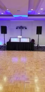 Need to add up lighting for your party?